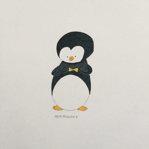 Pasta Penguine