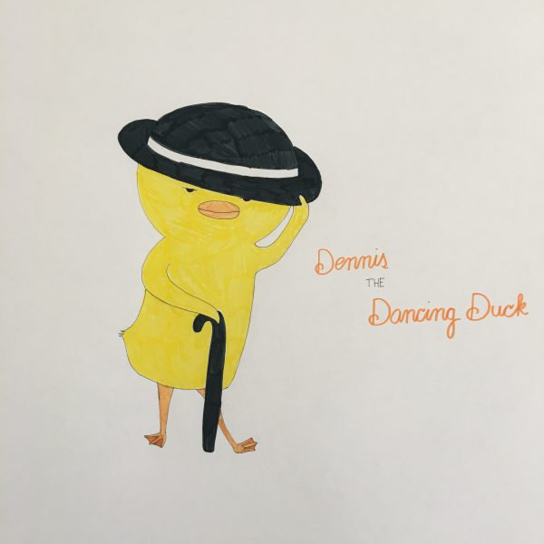 Dennis The Dancing Duck