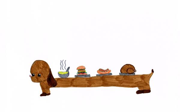 Hungry Hotdog