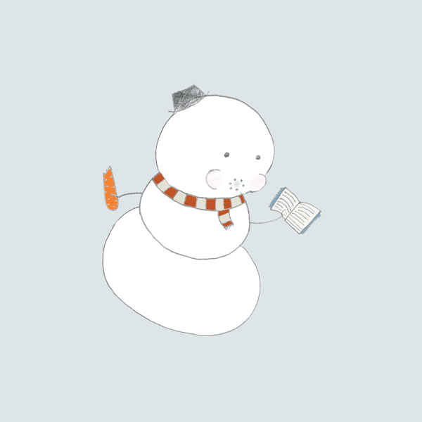 Hungry Snowman