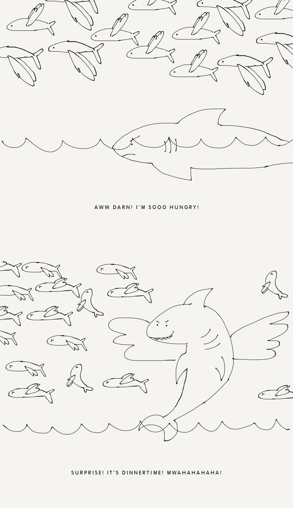 Shark (Tall) Tale