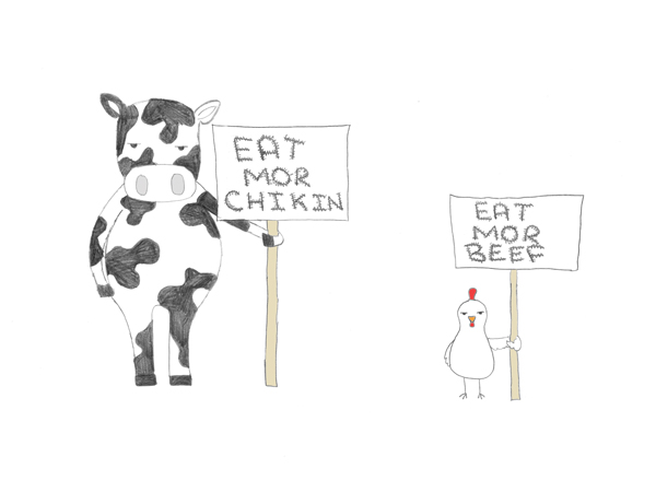 Picky Picketers