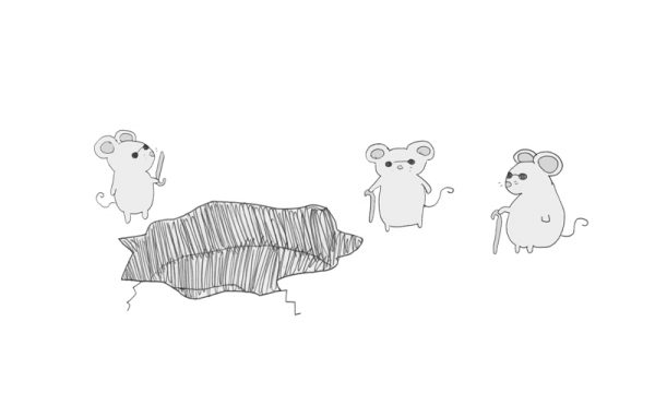 Three Blind Mice?