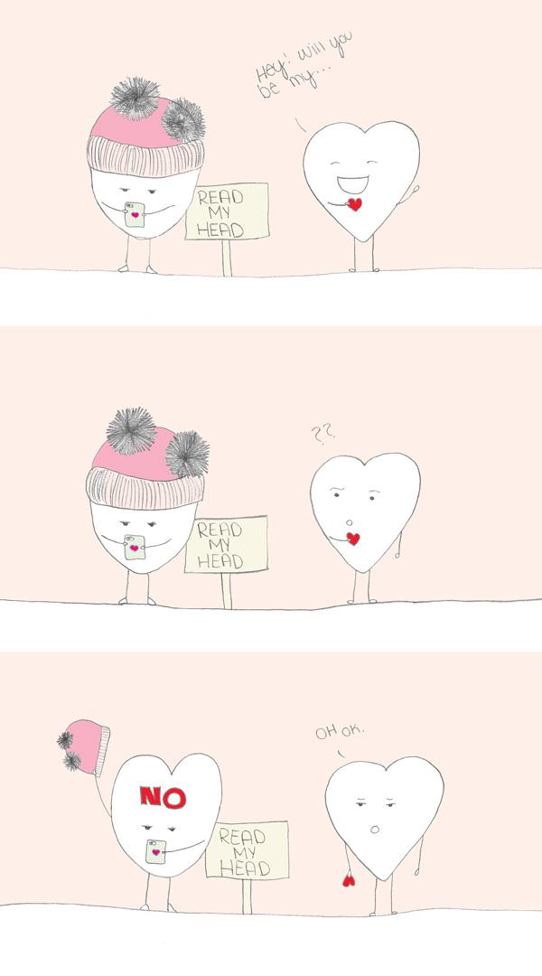 ValentiNO!