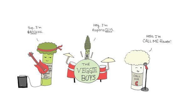 The Veggie Boys