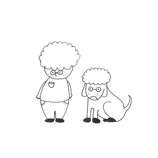 Glenn & Glenndog