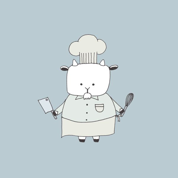 Chef GOAT Goat