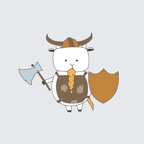 Viking Goat