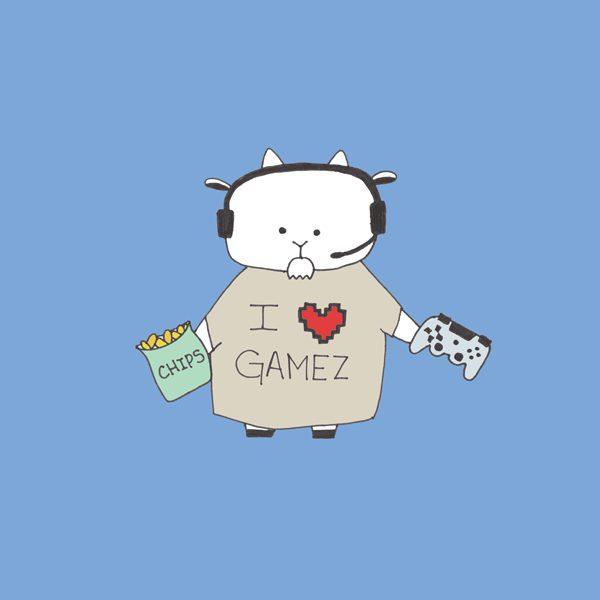 Gamer GOAT Goat