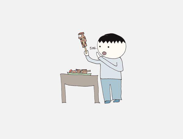 Shh Kebabs