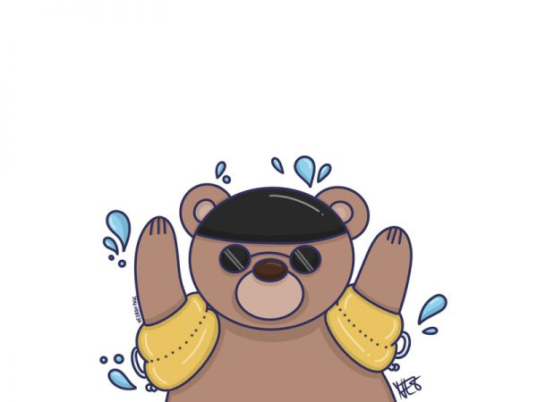 Buoyant Bear