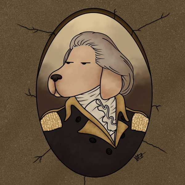 George Washingdog