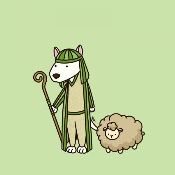 German Shepherd Shepherd