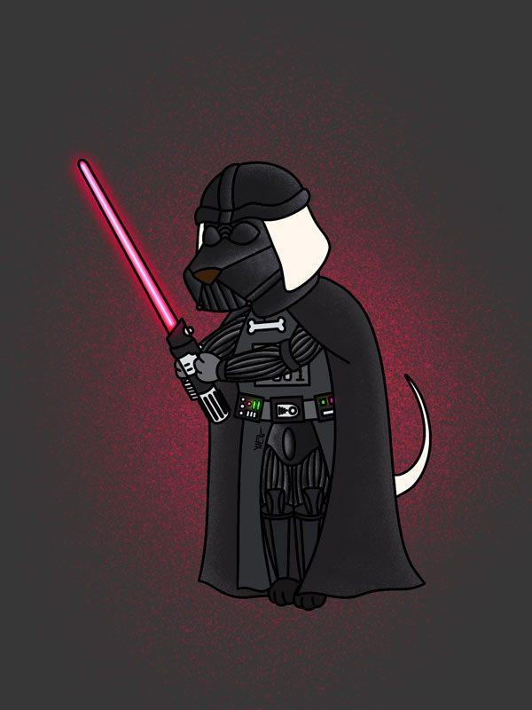 Dog Vader