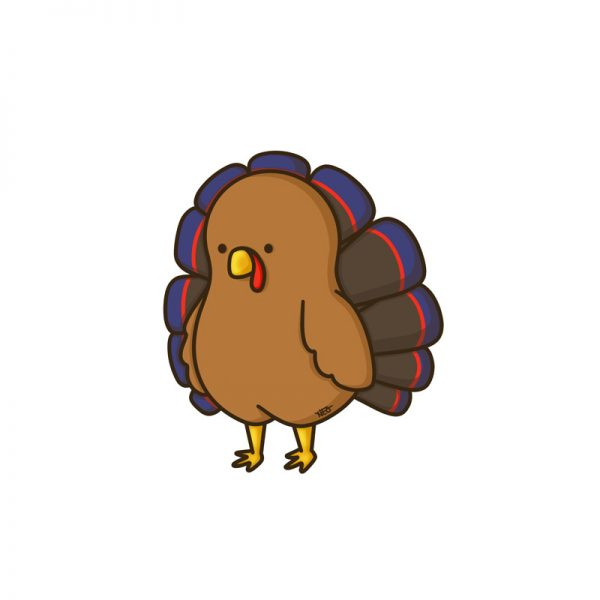 Grateful Gobbler