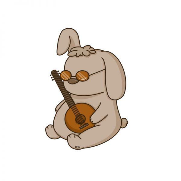 Banjo Bunny