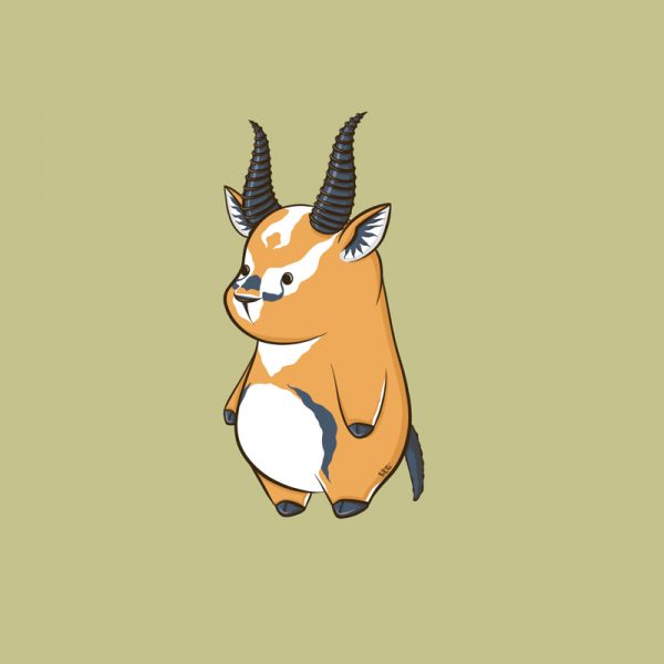 Garrett The Gazelle