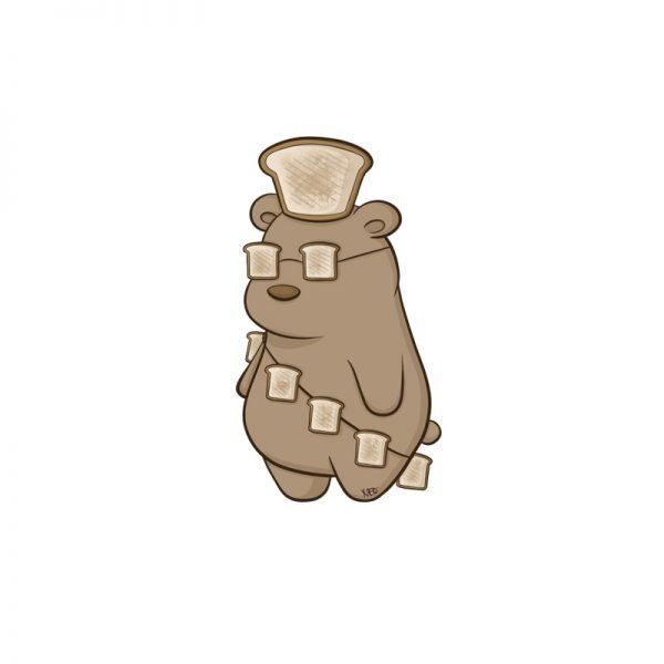 Bread Bear
