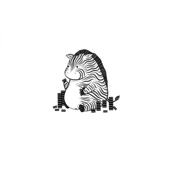 Oreo Zebra