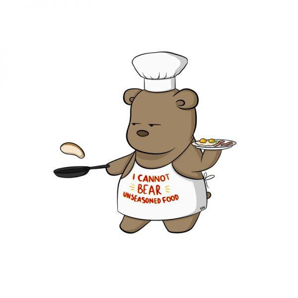 Seasoned Chef