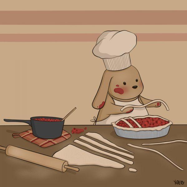 Baker Bunny